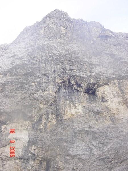 Eden izmed vrhov Prisanka.