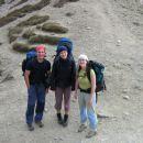 Čehinji in Čeh, ki so preplavili Julijske alpe. Fotka je iz Studorskega prevala.