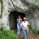 Tunelček je za damama.