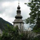 Turn cerkve Sv. Ane pod Ljubeljem.