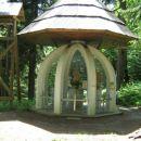 Svetišče pod Kremžarjevim vrhom.