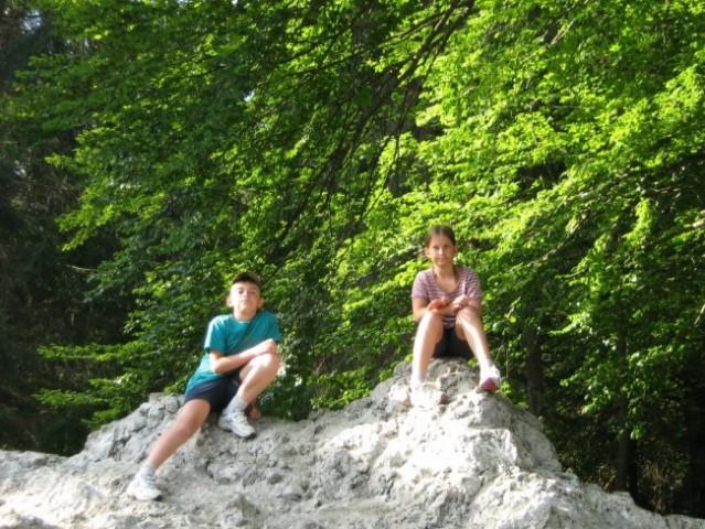 Bohinj, julij 2007 - foto
