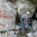 Turska gora, Brana 18. julij 2007
