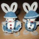kvačkana zajček in zajčica- naročila na janko.leben@siol.net