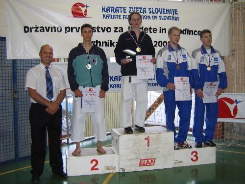 Državno prvenstvo 2006, Vrhnika - foto