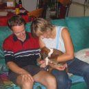 21.avgust 2004 - Cindy odhaja v Slovensko Bistrico. Lastnika: Zvezdana in Marko.