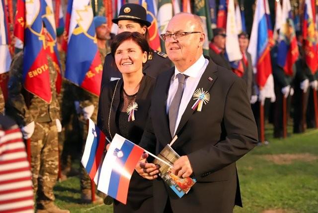 2019 0817 Državna proslava ob združitvi - foto