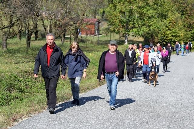 2019 1006 Viničarski pohod v Ivanovcih - foto povečava