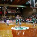 Ogrevanje slovenskih košarkarjev