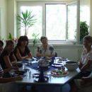Mittagessen bei