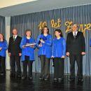 Jubilejni koncert ob 10. obletnici Ženske vok