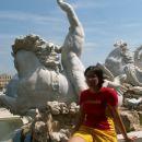 na Dunaju u Schonbrunu :)