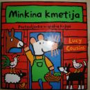 Minkina kmetija, karton se postavi za igro vlog na kmetiji