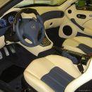 Maserati Spyder - notranjost