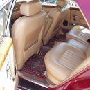 Rolls-Royce Silver Spirit - notranjost