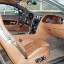Bentley Continental GT - notranjost