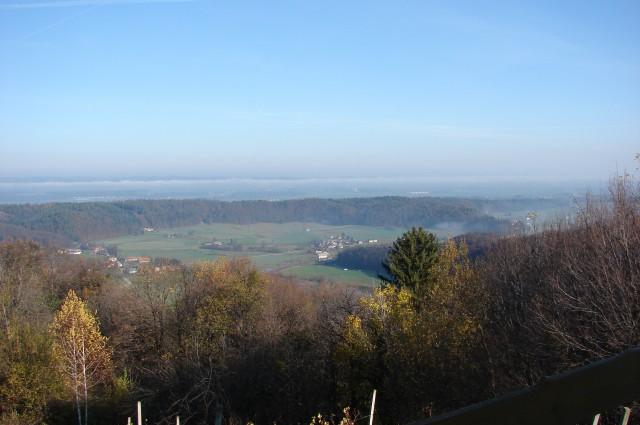 Pogled na Dravsko polje