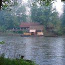 Avstrijski turistični mlin na Muri
