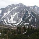 Prelep pogled na Begunjščico