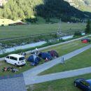 V kampu v Taechu