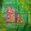 Cvetje - svila