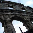Detajli Puljska arena