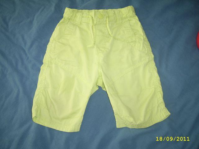 H&M kratke hlače, št.92, 3 eur
