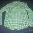 Dekliška GAP karo srajca XS