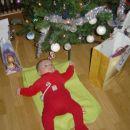 Mene je pa baje Božiček prinesel!