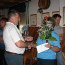 Ivanka sprejema čestitke bivših sodelavcev