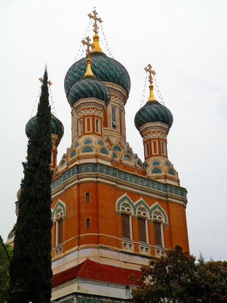 Pravoslavna cerkev v nici