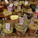 nica, tržnica, različne vrste soli, no ja vse so slane