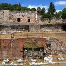 kar je ostalo od rimskega gledališča