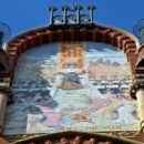 palau de la musica catalana, fascinantna