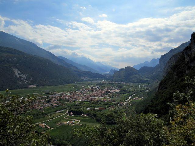 Dolina sarche