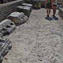 punca ve vse o rimskih kamnih, poučno