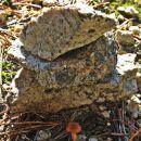 ob povratku še malo granita, lagorai