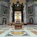 notranjost bazilike