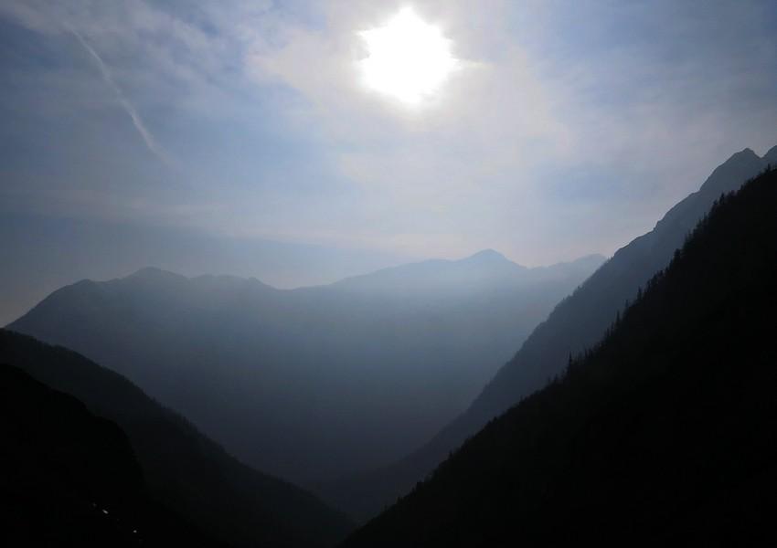 megleno sonce