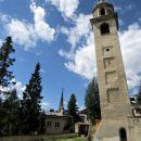 pisa v st. moritzu, zvonik nagnjen za tri metre