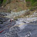plezanje po carrarskem marmorju