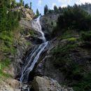 dolina slapov, a lepši so zamrznjeni