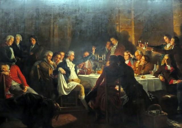 Face francoske revolucije, v sliki