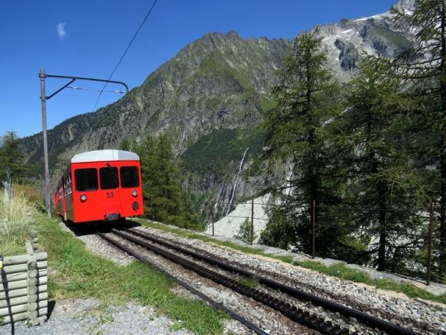 Malce turizma, montenvers