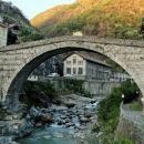 rimljanski most, pont san martin