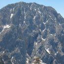 na vrhu smeri možic in možak Kalški greben