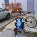 Stane Dolinšek, na Rakeku, Brevet 400km