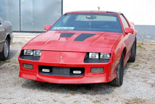 1987 camaro z28