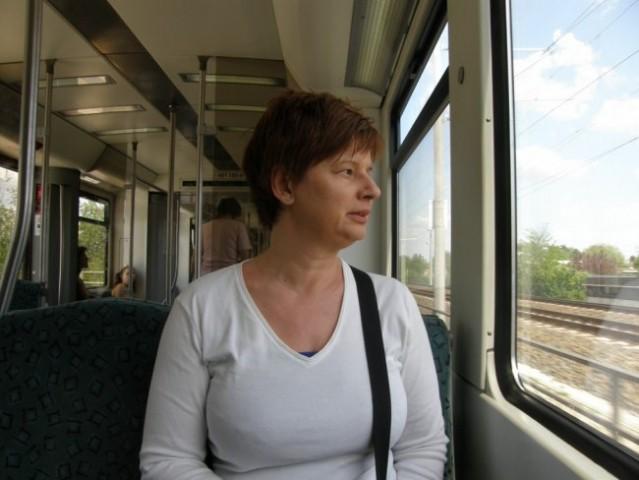 Berlin - ana in njena mami - foto