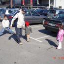 BMW srečanje pri Koloseju